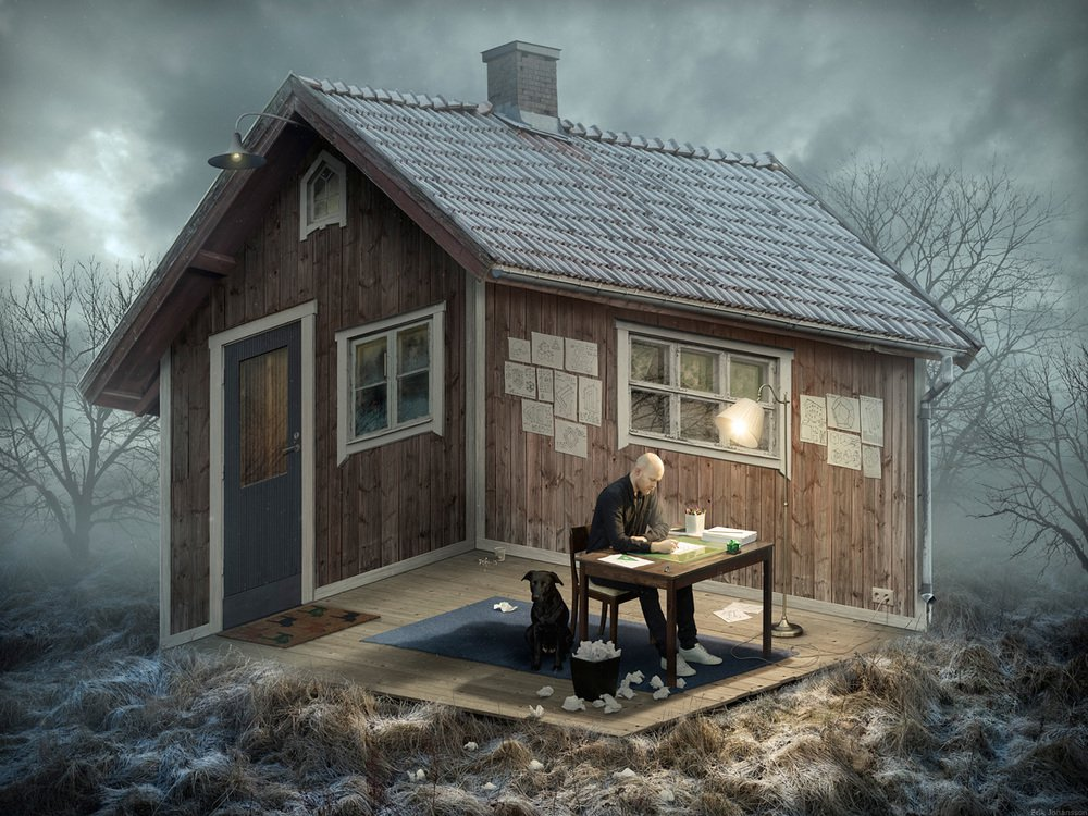 The Architect  - Erik Johansson