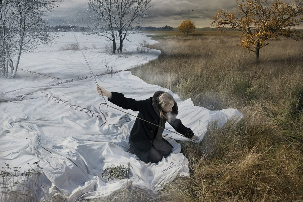 Expecting Winter - Erik Johansson