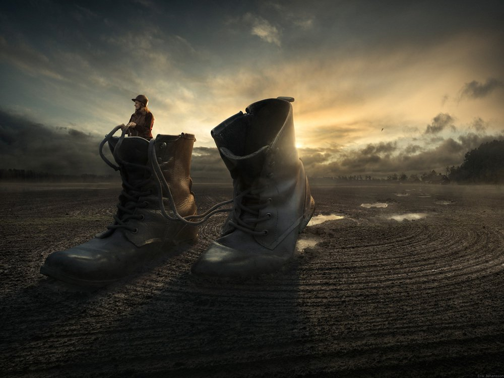 Walk a way - Erik Johansson