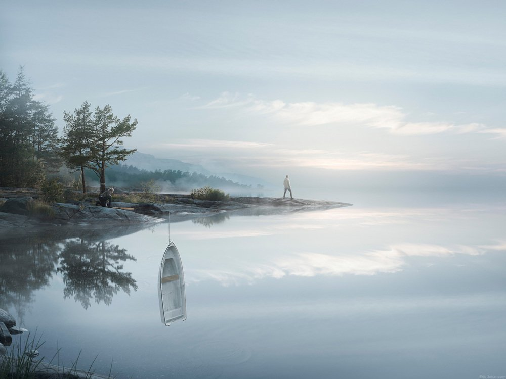 Endless Reflections - Erik Johansson