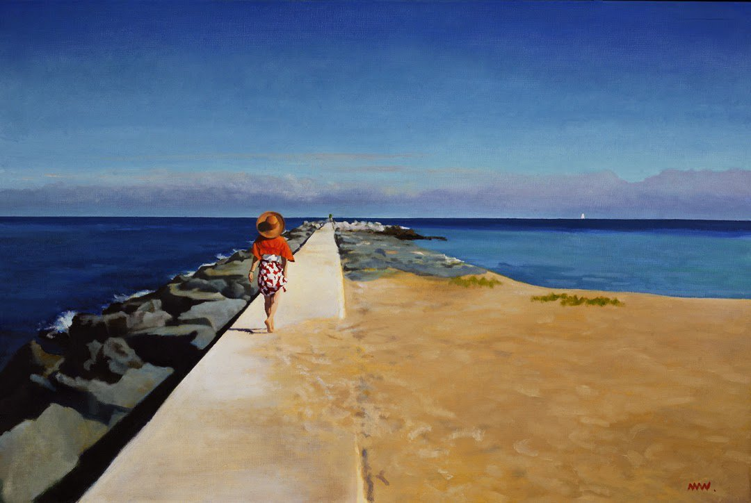 To The Point - Nigel Van Wieck