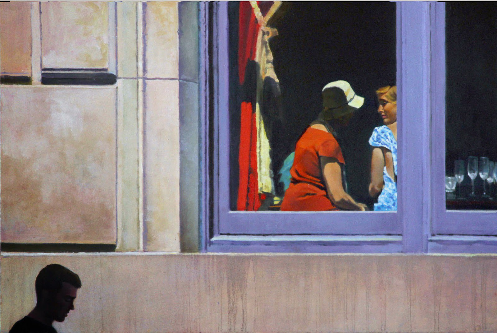 Inside Out - Nigel Van Wieck