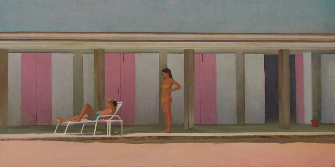 Summer Vacation - Nigel Van Wieck