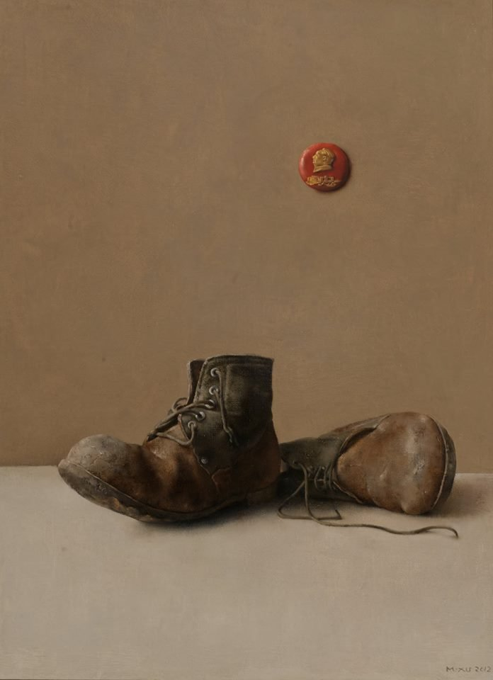 The glorious years-shoes - Xu Ming