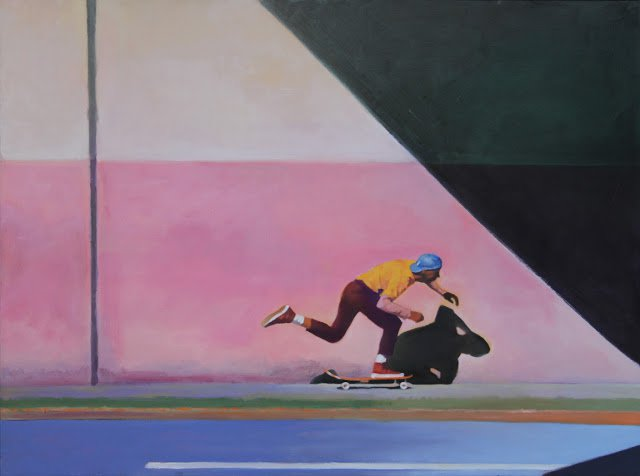 Escape - Nigel Van Wieck