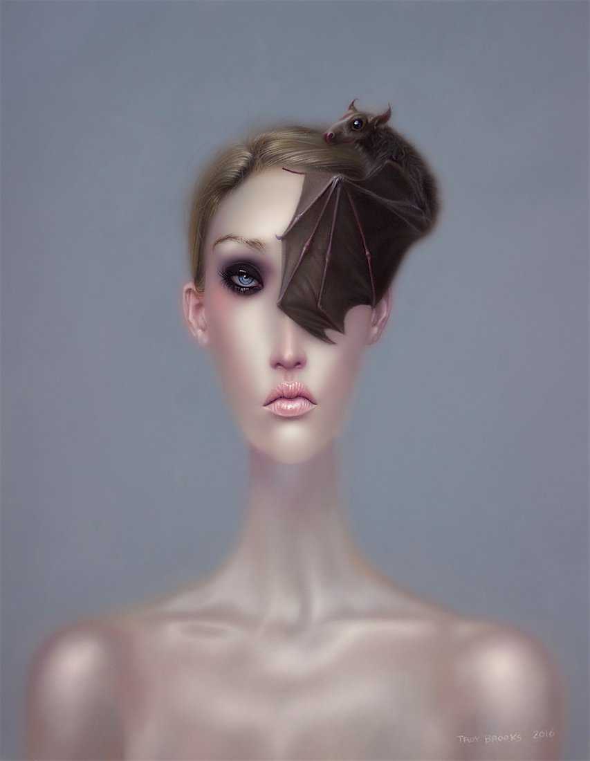 Black Dove - Troy Brooks