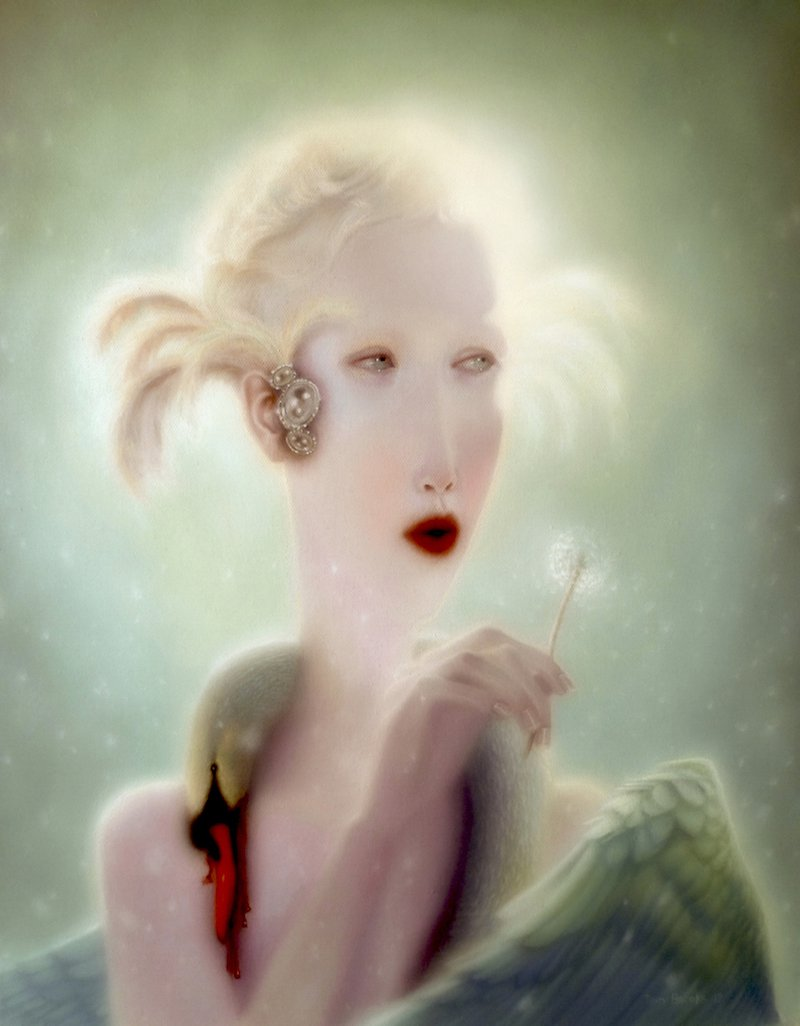 Maybe I'm The Afterglow  - Troy Brooks