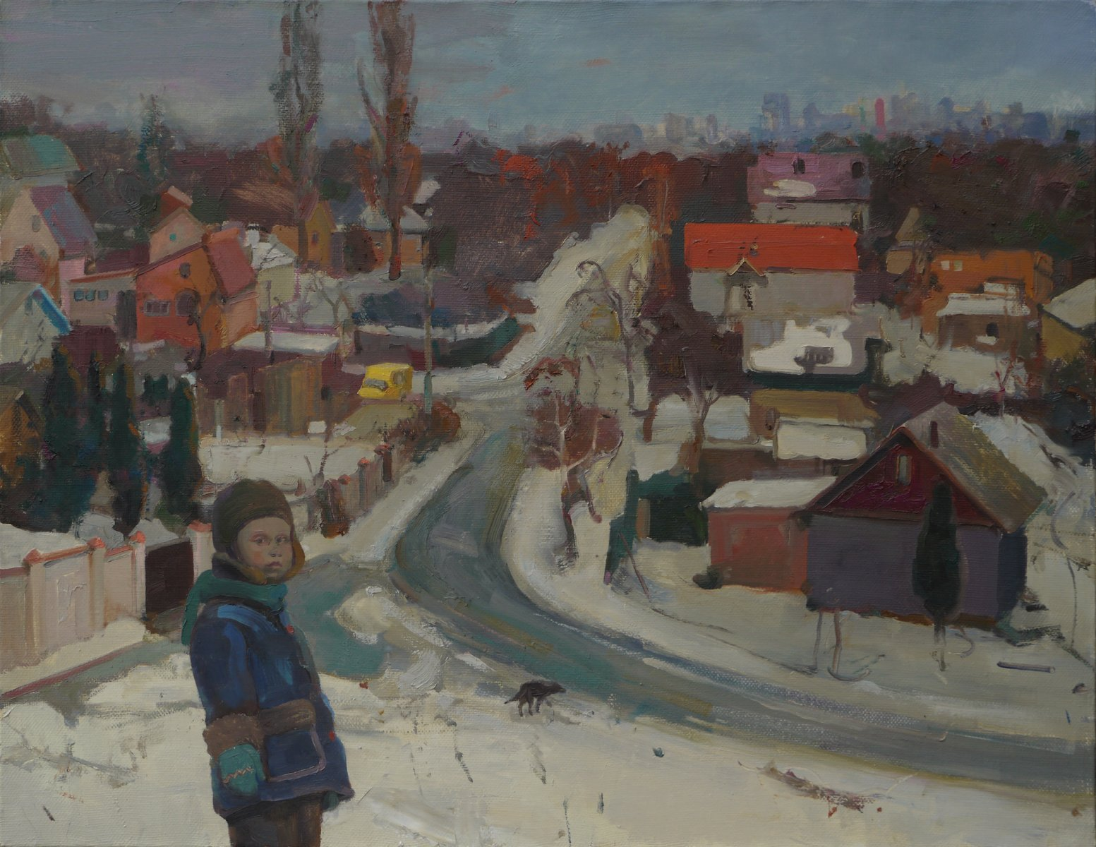 Winter - Victor Onyshchenko