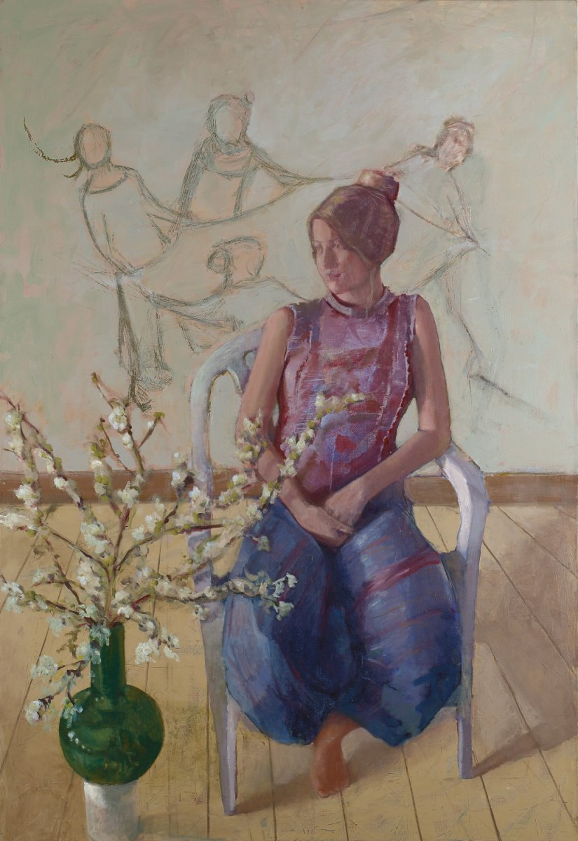 Almond Blossoms - Anne-Françoise Ben-Or