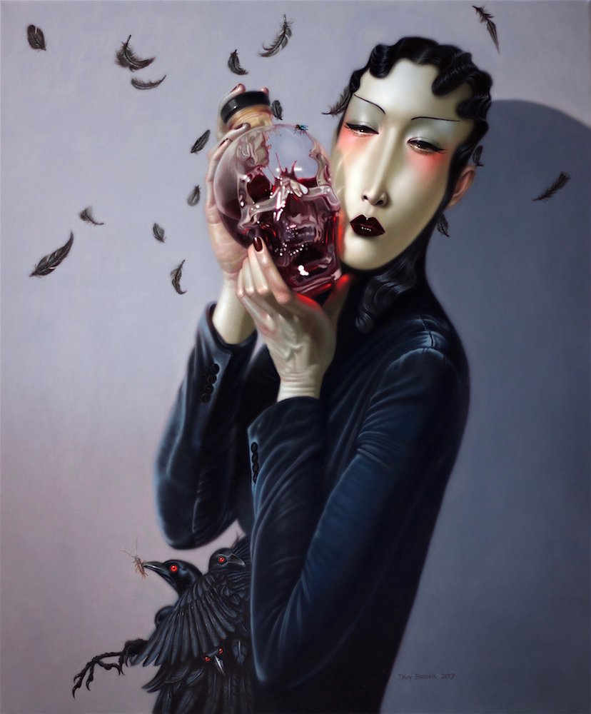 What Dreams may come - Troy Brooks