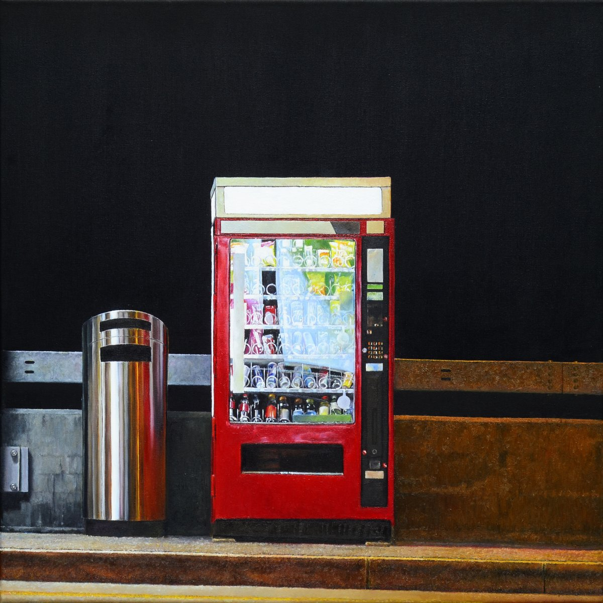Food Vending Machine - Christoph Eberle