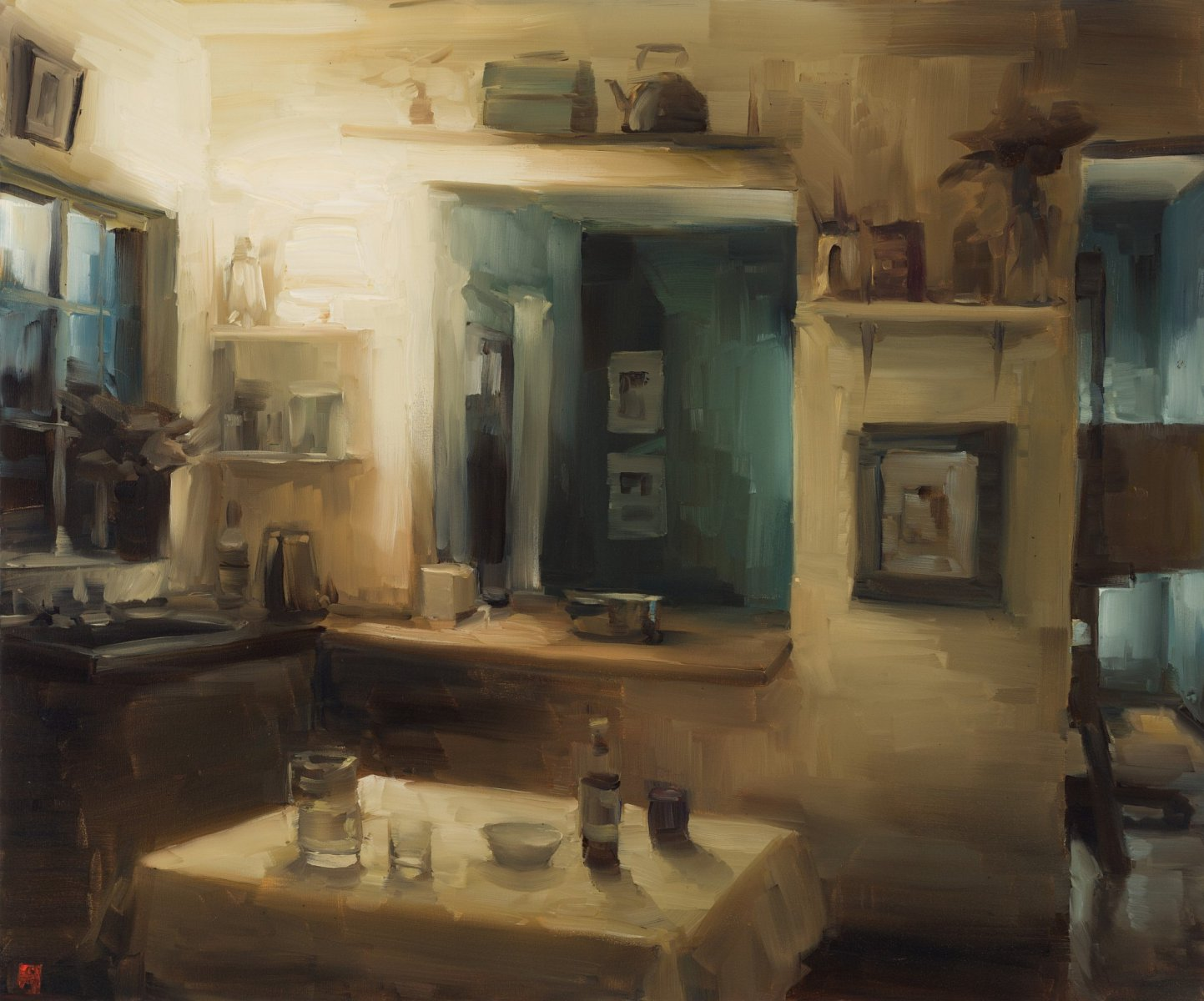 Kitchen - Sasha Hartslief