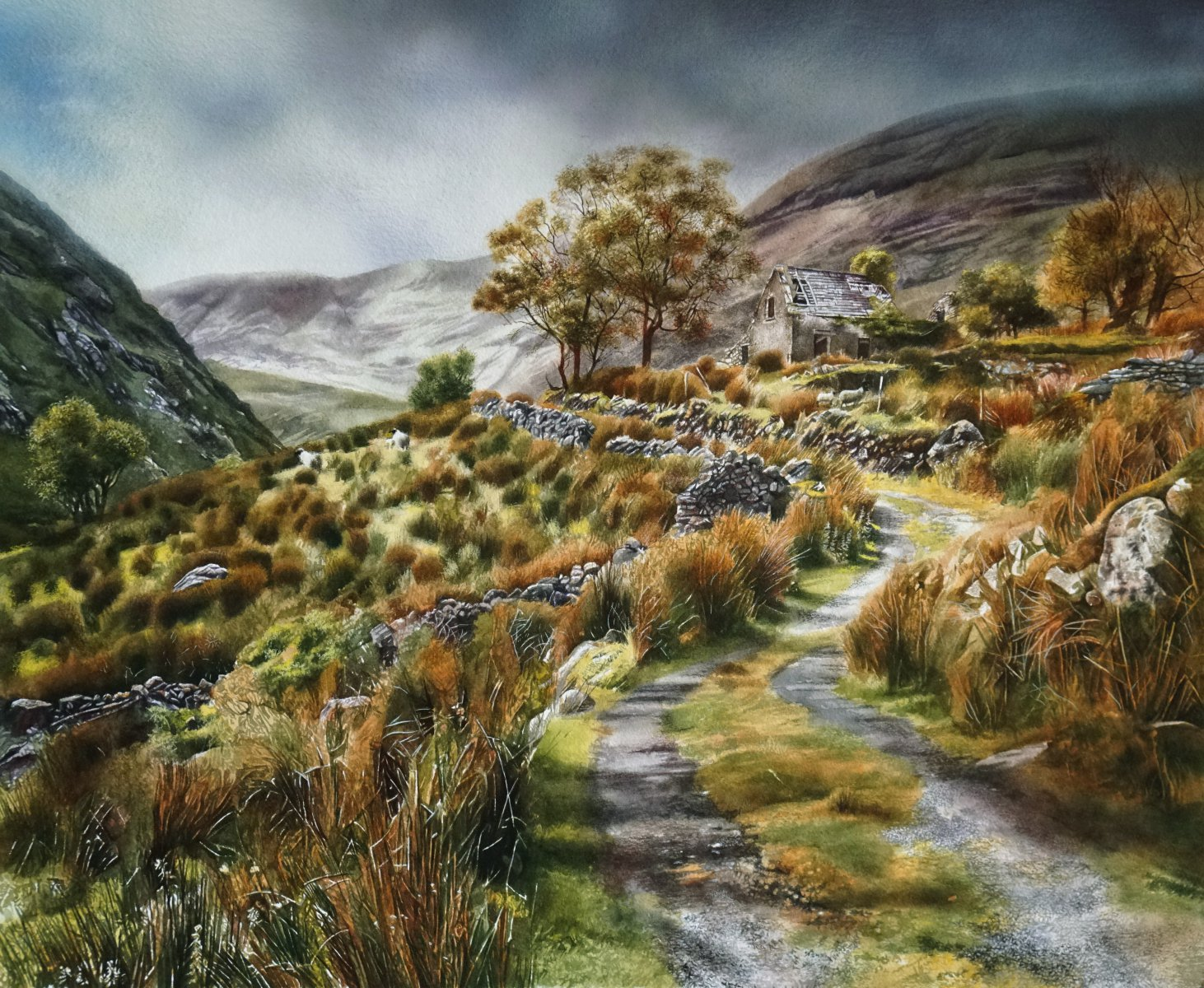 The Black Valley, Kerry - John Cooney