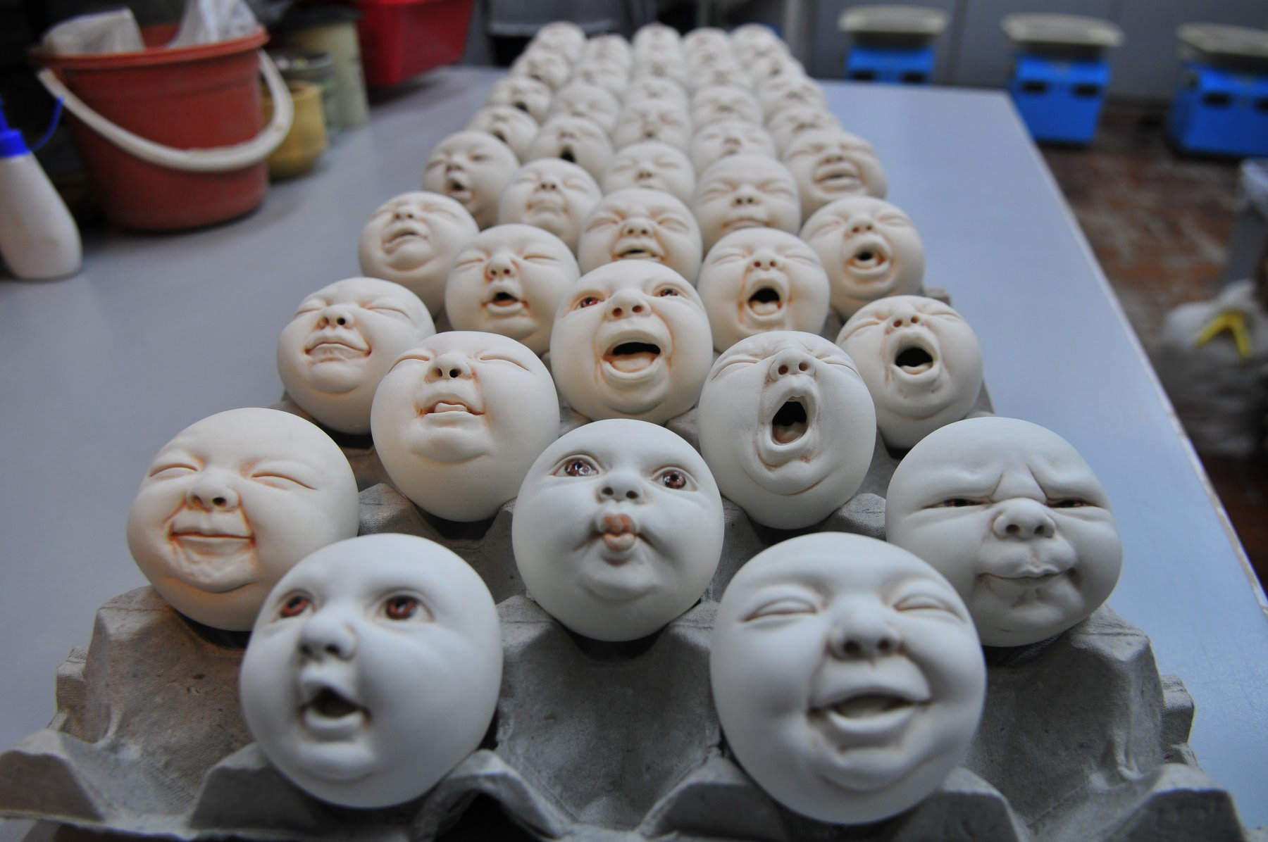 Another project with babies - Johnson Tsang
