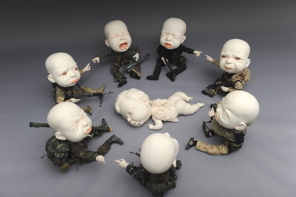 Who Did it? Again! - Johnson Tsang