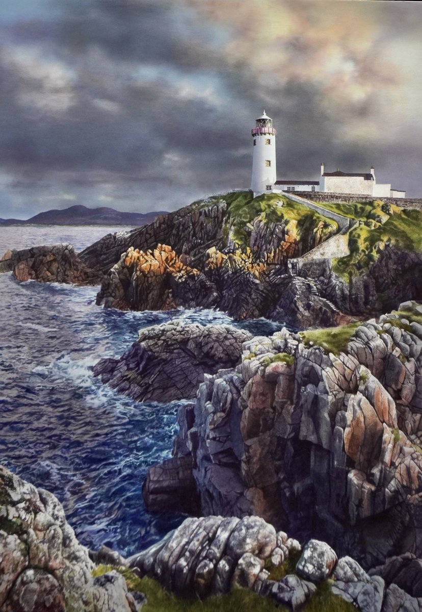 Fanad lighthouse, Donegal - John Cooney