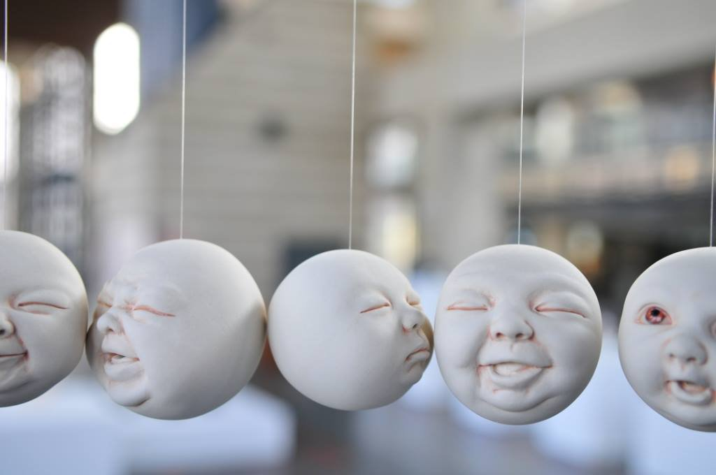 Ceramic Art - Johnson Tsang