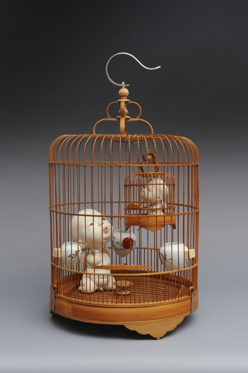 Cages - Johnson Tsang