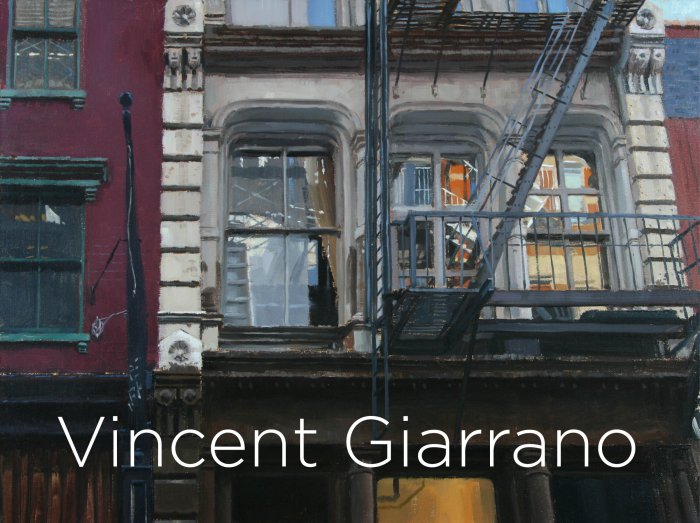 Vincent Giarrano - New York City