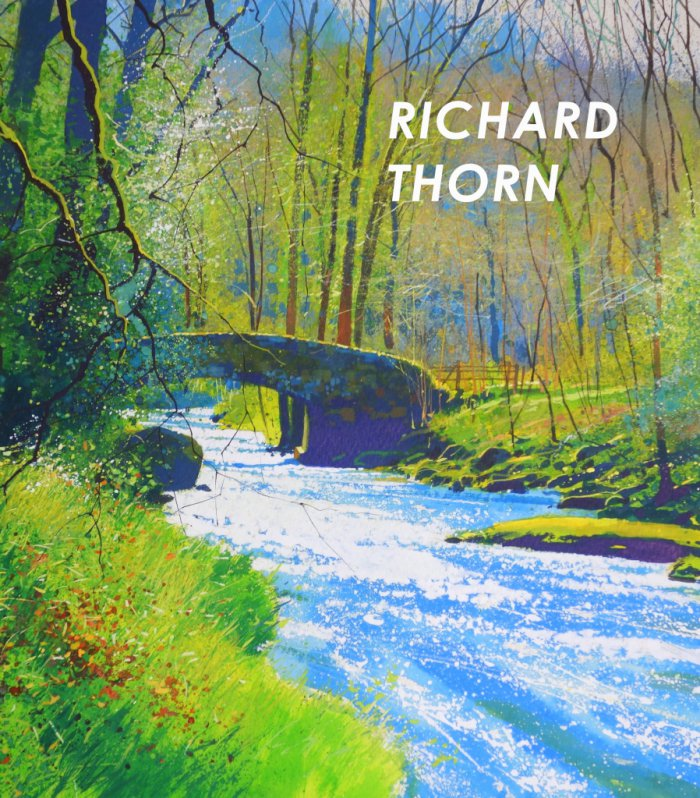 Richard Thorn - Richard Thorn SWAc – Artist & Tutor