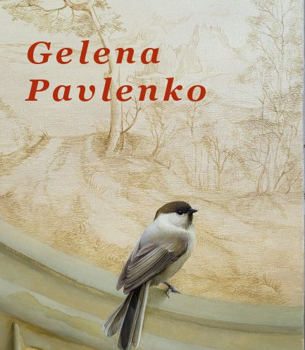 Gelena Pavlenko The Escape - Surrealistic Nature