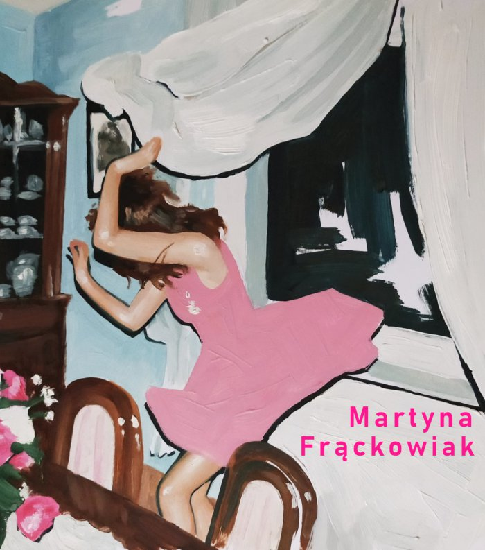 Exhibition of Martyna Frąckowiak